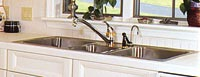 Surface Mounted Kitchen Sink