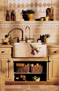 High-end Farmhouse Sink