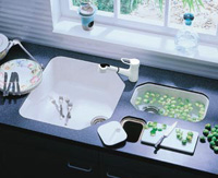 Composite Undermount Sink