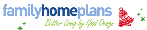 Family Home Plans Logo