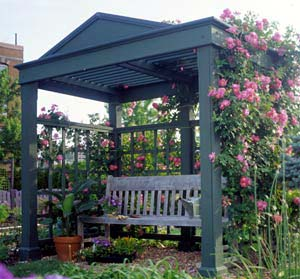 Garden Arbor - Project Plan 300913
