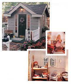 Playhouse from Grandpa - Project Plan 300962
