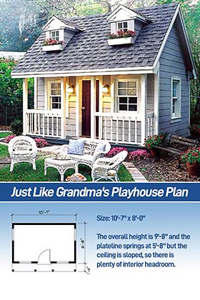 Backyard Project Plans
