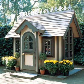 Storybook Playhouse - Project Plan 500272