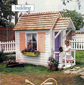 1930's Playhouse - Project Plan 503592