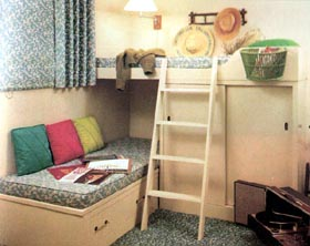 Space Saver Bunks - Project Plan 504090