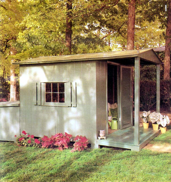 Storage Shed - Project Plan 504125