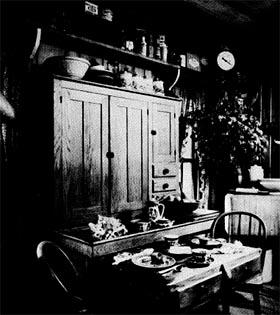 Antique Cabinet - Project Plan 504676