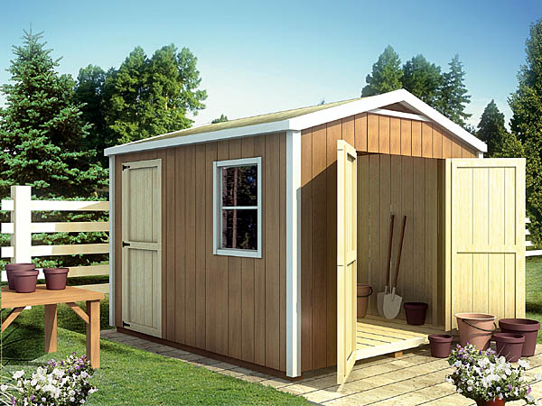 Gable Shed - Project Plan 90029
